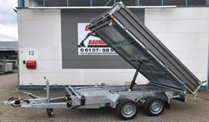 Foto Gabelstapler und Transport